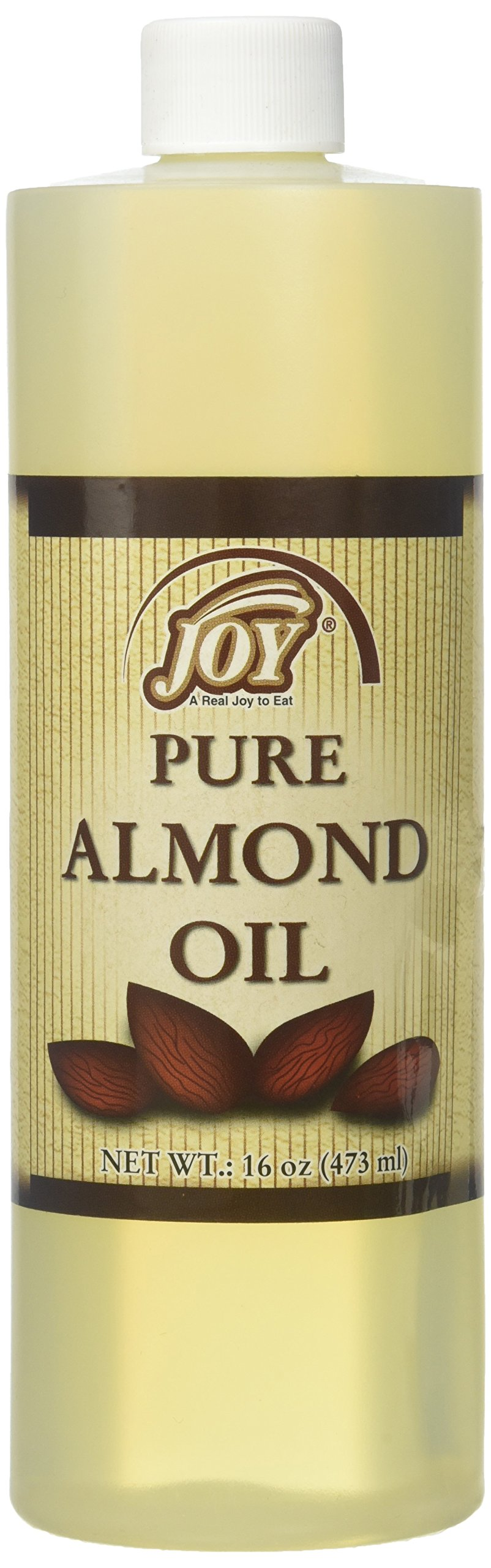 Joy Pure Almond Oil 16 Oz