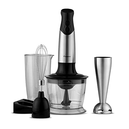 Butterfly HBP17 400-Watt Hand Blender (Black/Silver) Hand Blenders at amazon