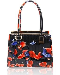 e237d67b87e7 Ladies Women s Fashion Designer Patent Butterfly Print Shoulder Bag Hot  Selling Shinny Cross Body Handbag CWRJ150601