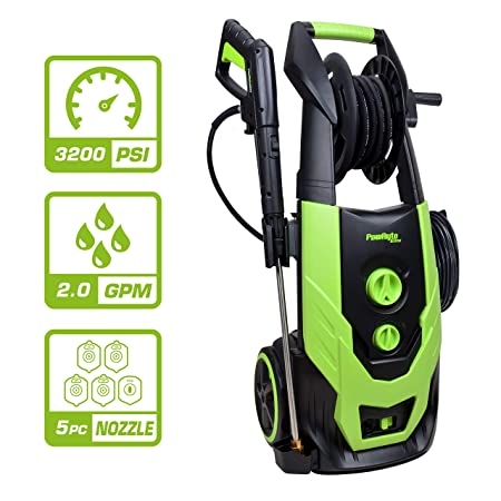 PowRyte Elite 3000 PSI Electric Pressure Washer