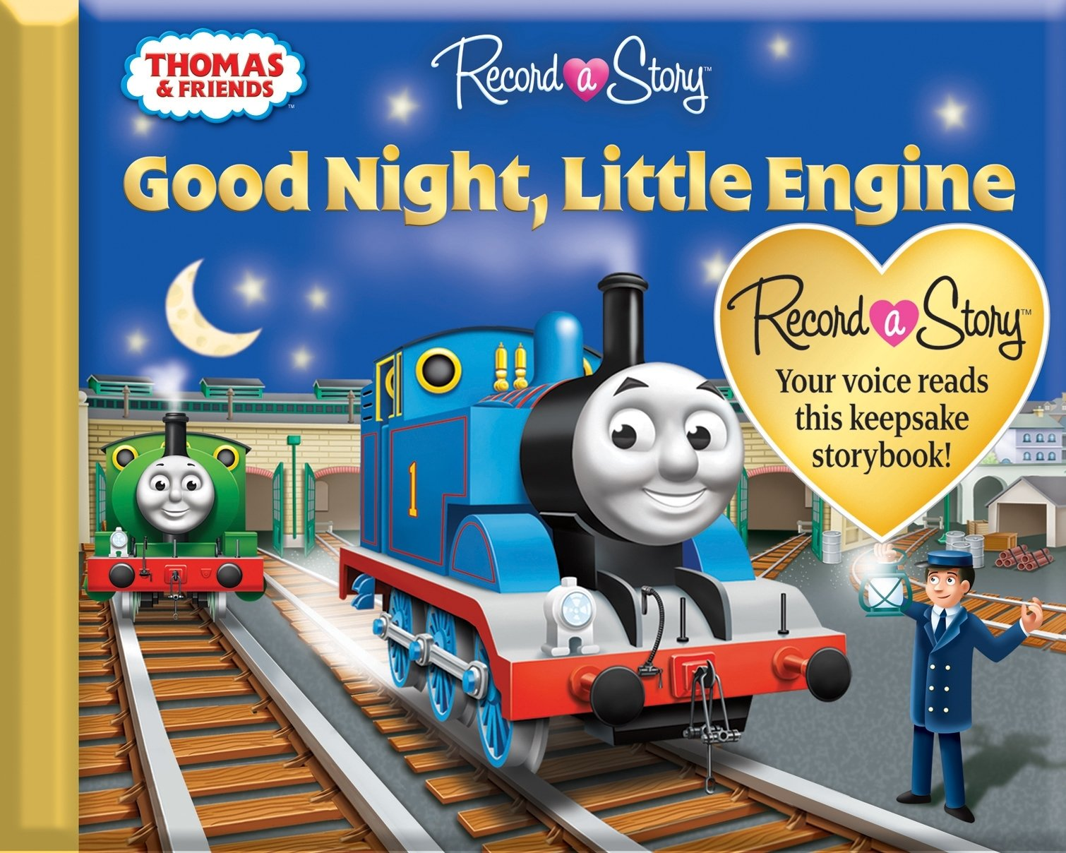 Download Record a Story with Thomas & Friends: Good Night, Little Engine PDF