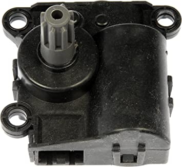 For Ford Lincoln Mercury Driver Left Main HVAC Heater Blend Door Actuator Dorman