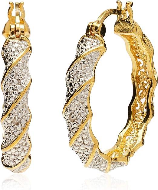 unique hoops earrings