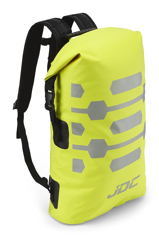 JDC Motorrad Rucksack 100% Wasserdichte Tasche 30L