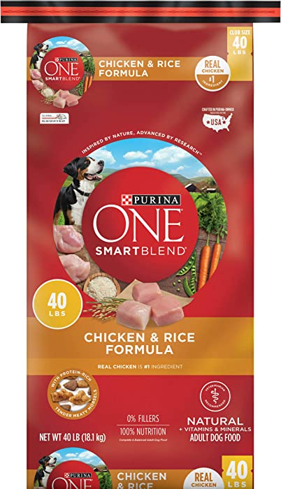 Purina ONE SmartBlend Natural Adult Dry Dog Food