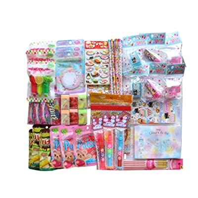 Fusion Kawaii Wonderful Japanese Signature 12-pc Stationery Set Bundle Assorted Items: Toys & Games