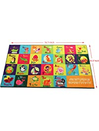 girls bedroom rugs. Kids rugs for playroom  Large play 79 x 40 girls Shop Amazon com Rugs