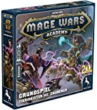 Pegasus Spiele 51873G - Mage Wars Academy Grundspiel - Tiermeister vs Zauberer