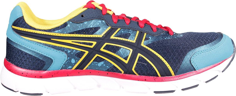 ASICS Gel Usagi Mens Running Trainer Shoe Navy Blue, UK 9: Amazon ...