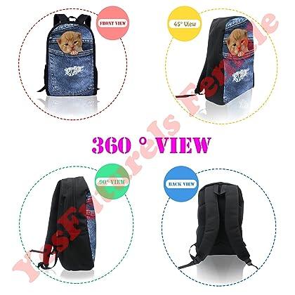 bb45617bc7 ... Popular Boys Daypack Backpacks For Big Student Funny Sloth Riding Llama