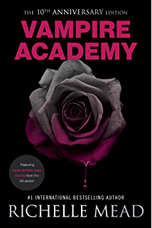 Foretold 14 tales of prophecy and prediction vampire academy vampire academy 10th anniversary edition fandeluxe Gallery