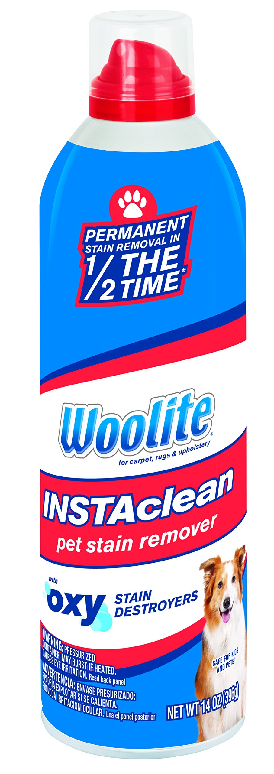 Bissell Woolite INSTAclean Pet Stain Remover, 1783