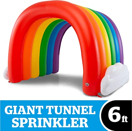 Amazon.com: BigMouth Inc - Espolvoreador de túnel hinchable ...