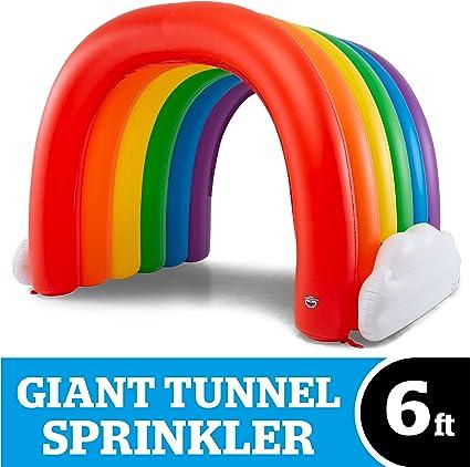 Amazon.com: BigMouth Inc - Espolvoreador de túnel hinchable ...