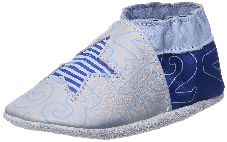 Robeez Kindergarden, Chaussures de Naissance Bébé Garçon