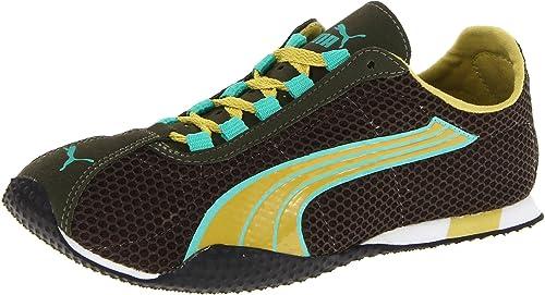 | PUMA Women's H Street NM Running Shoe, Forest