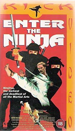 Amazon.com: Enter the Ninja [VHS]: Franco Nero, Susan George ...