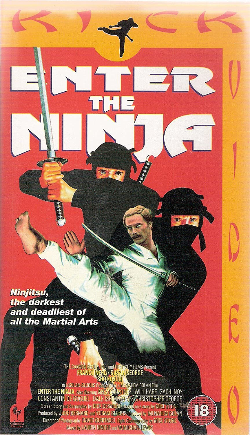 Enter the Ninja [Reino Unido] [DVD]: Amazon.es: Franco Nero ...