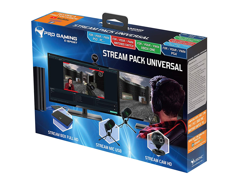 Stream Pack accesorios de captura de vídeo Full HD ...