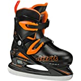 Lake Placid Boys Nitro 8.8 Adjustable Ice Skates