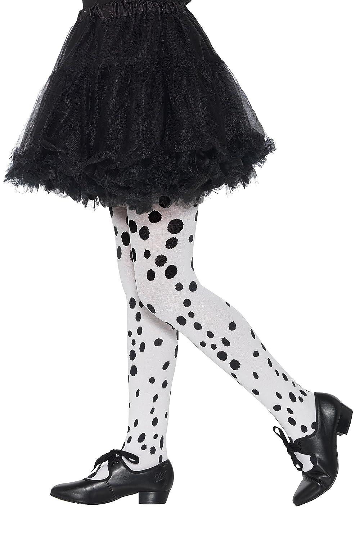 Child Dalmatian Tights Standard Smiffys 49763