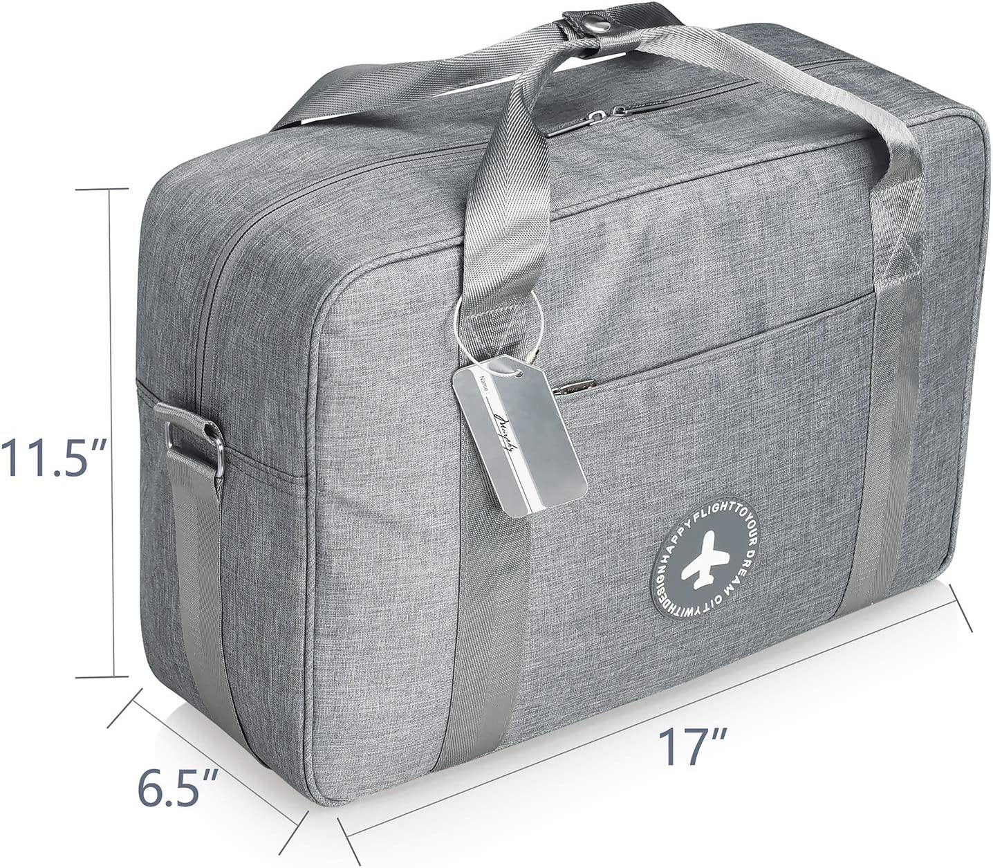 Best Small Gym Bags with Shoe Compartment