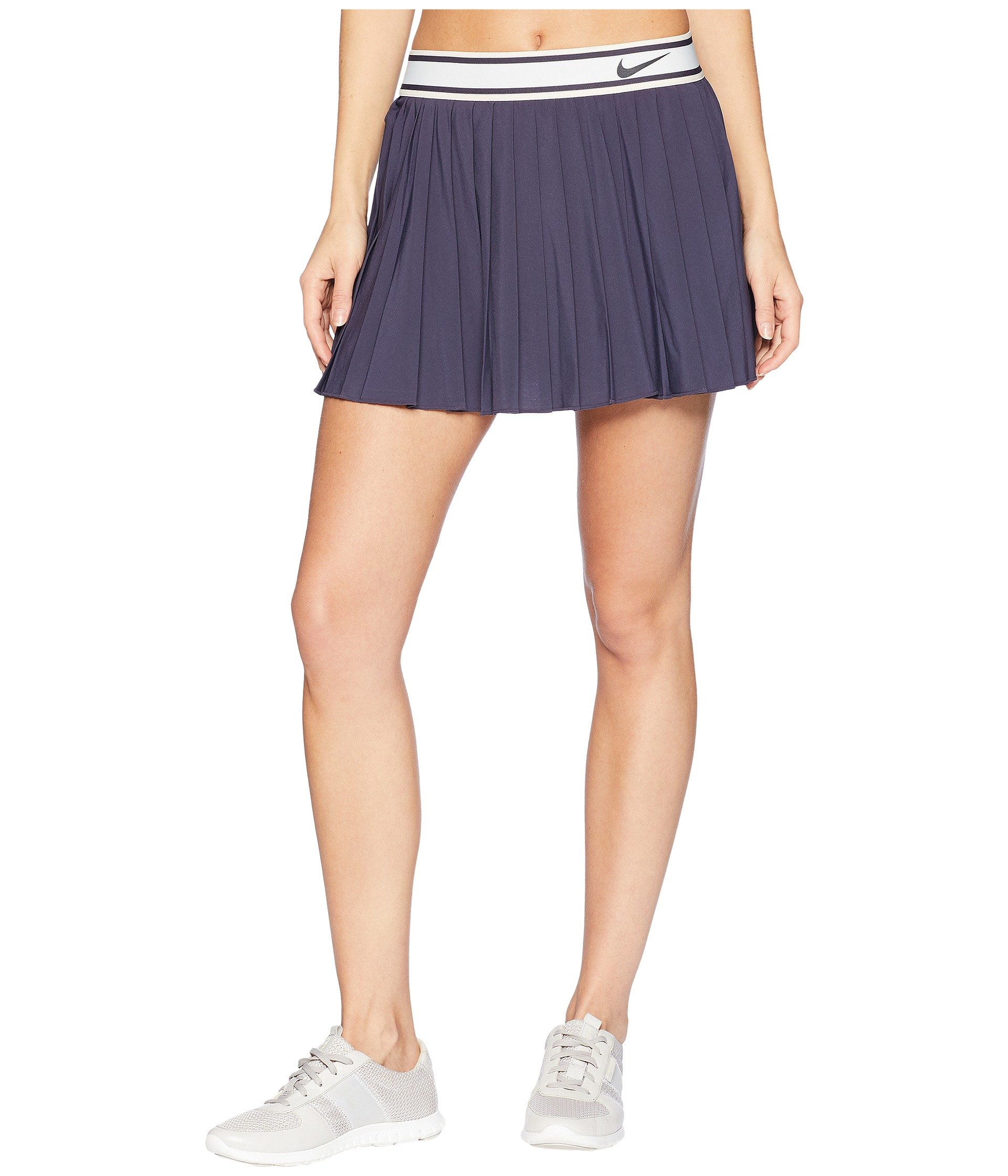 Nike Women's Court Victory Skirt Gridiron/Gridiron X-Large