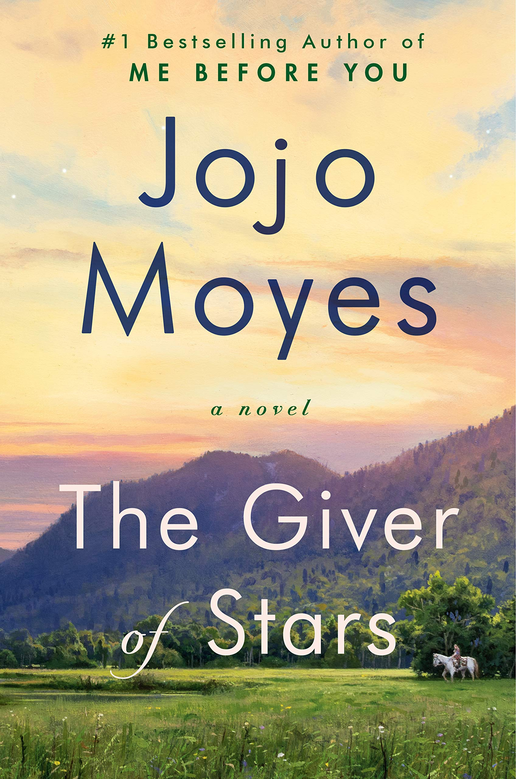 Image result for jojo moyes giver of stars""