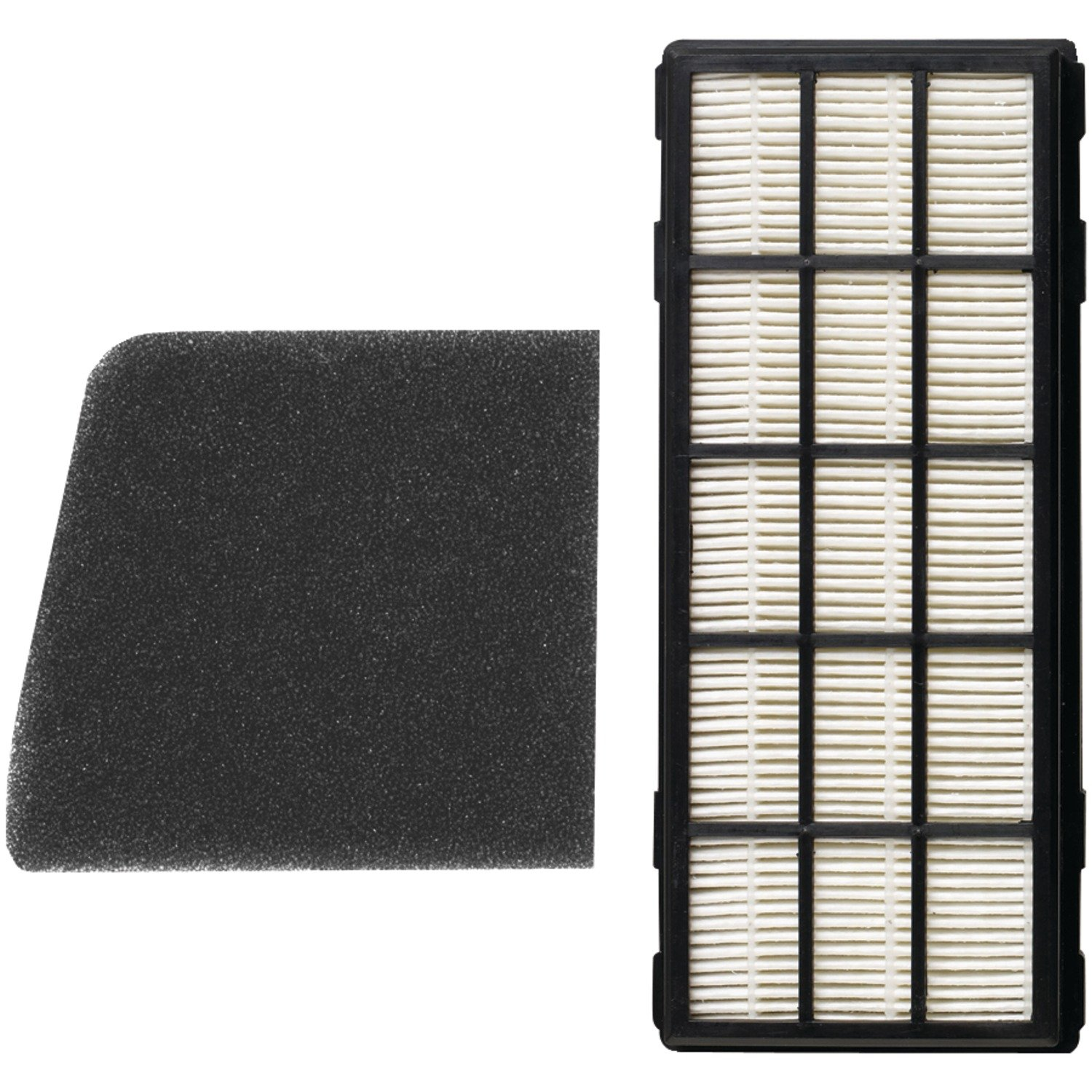 Carpet Pro CPU12-F HEPA Secondary and Post Filter Set for CPU-2, 2T, 1, 1T