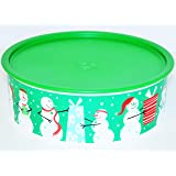 TUPPERWARE LIMITED EDITION Holiday Canister SetCharlie Brown Peanuts