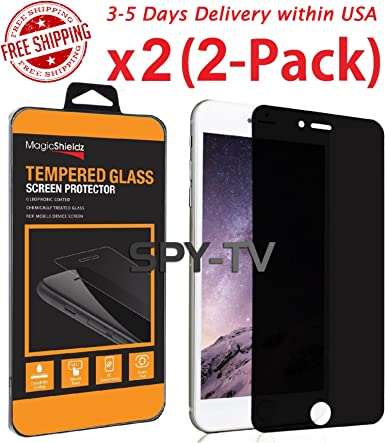 Not Tempered Glass Synvy Privacy Screen Protector Film for LEMFO LEM7 LEM 7 SmartWatch Anti Spy Protective Protectors
