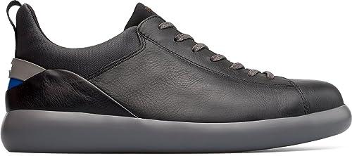 Camper Pelotas K100374-001 Sneakers Men Black  Amazon.co.uk  Shoes ... d79fba877fb8
