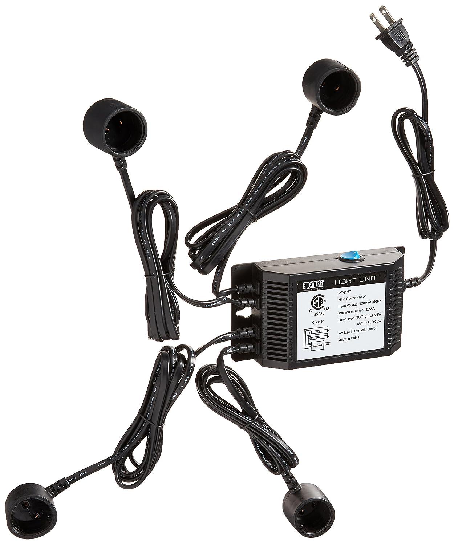 RC Hagen PT2237 Exo Terra Electronic Terrarium Lamp Controller, 2 x 30 W cCSAus