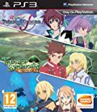 Tales of Graces F + Tales of Symphonia [import anglais]
