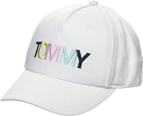 Tommy Hilfiger College Tommy Cap Gorra para Niños: Amazon.es: Ropa ...