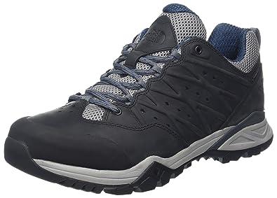 The North Face Mens Hedgehog Hike II GTX¿ Zinc Grey/Shady Blue 7 D