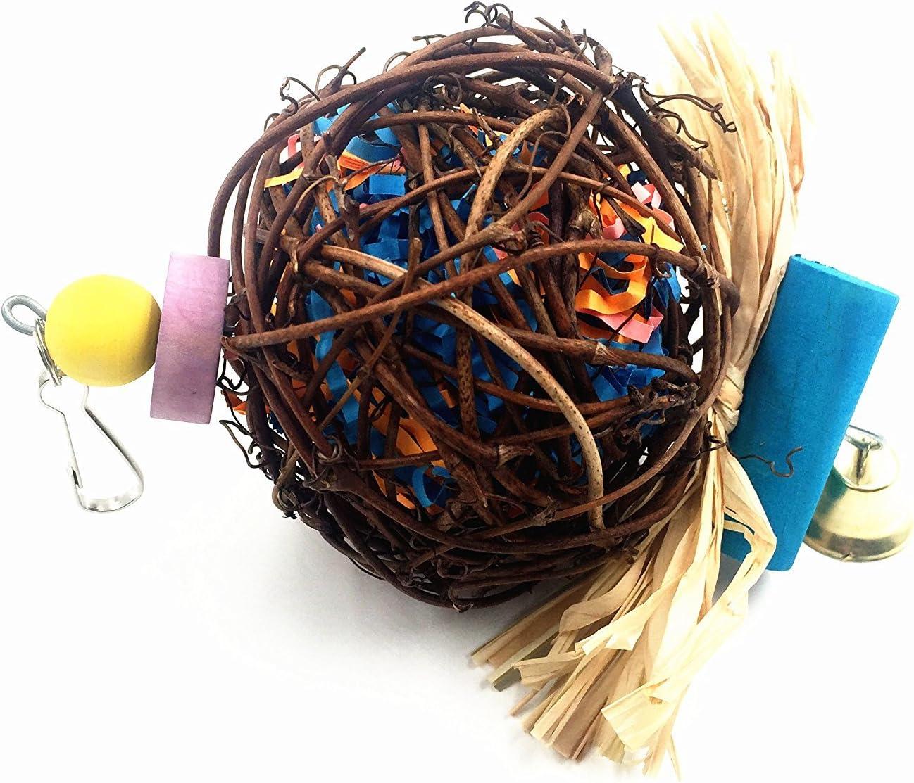 parakeet toy