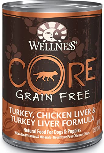 Wellness-CORE-Natural-Wet-Grain-Free-Canned-Dog-Food