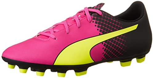 f6f4b1e59ae Puma Evospeed 5.5 Tricks Artificial Ground Jr, Unisex Kids' Football  Training Shoes, Pink
