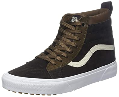 Amazon.com | Vans Unisex Adults' Sk8-Hi MTE Trainers | Fashion Sneakers