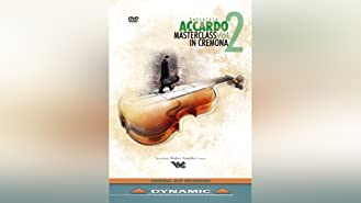 Accardo Masterclass In Cremona - Vol. 2