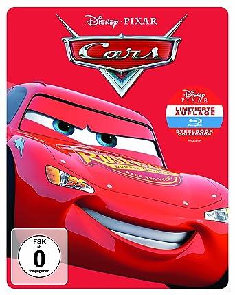 90374ceef9 Cars - Steelbook  Edizione  Germania   Amazon.it  John Lasseter  Film e TV