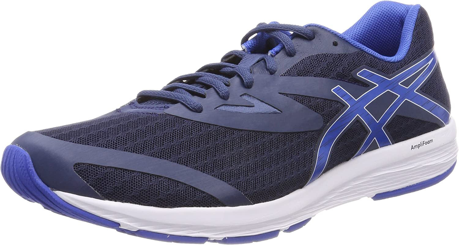 Permanently Sequel calcium  Amazon.com: ASICS Amplica Mens Running Shoes Trainers Pumps: Shoes