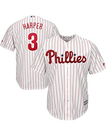 Majestic Athletic Mens Bryce Harper Philadelphia Phillies Player Jersey