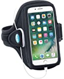 """Armband for iPhone 7 Plus and iPhone 6/6s Plus (5.5"""" display) by Tune Belt"""