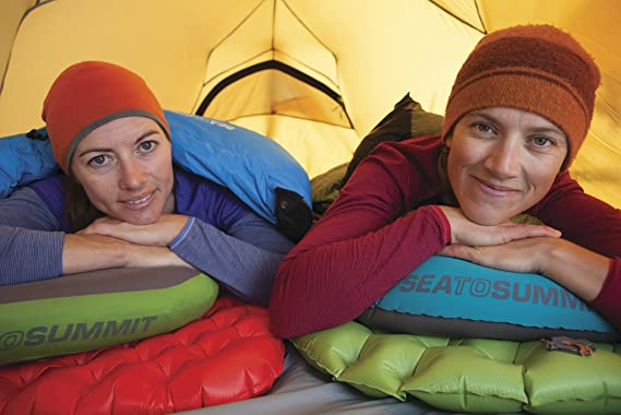 Colchoneta hinchable Sea To Summit Comfort-plus Insulated Mat