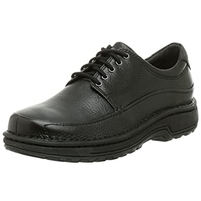 Rockport Men's Blackville Touring Shoe- Black-7.5 W