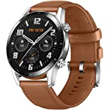 HUAWEI Watch GT 2 2019 Bluetooth SmartWatch, Longer Lasting 2 Weeks Battery Life, Waterproof, Compatible with iPhone and Andr