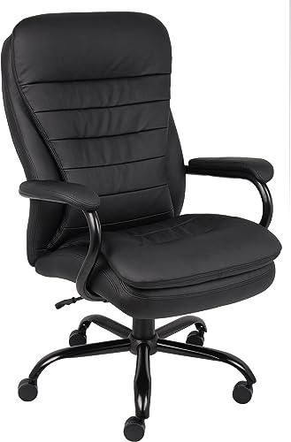 Boss Office Heavy Duty Leather Chair