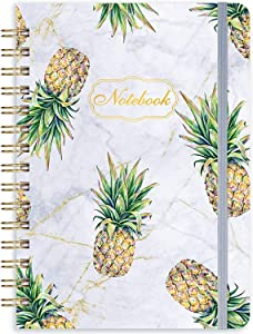 Ruled Notebook/Journal - Lined Journal with Hardcover, 8.35